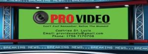 Provideo Saint Lucia