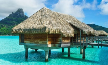 Are These the Best Overwater Bungalows in the World?