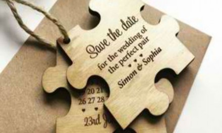 Save-the-date cards