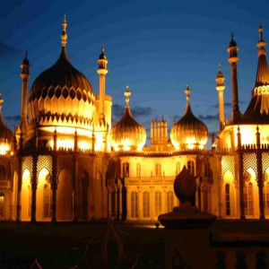 Wedding Venue UK- Brighton Pavillon