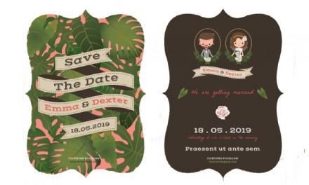 How to Write Invitations for a Destination Wedding